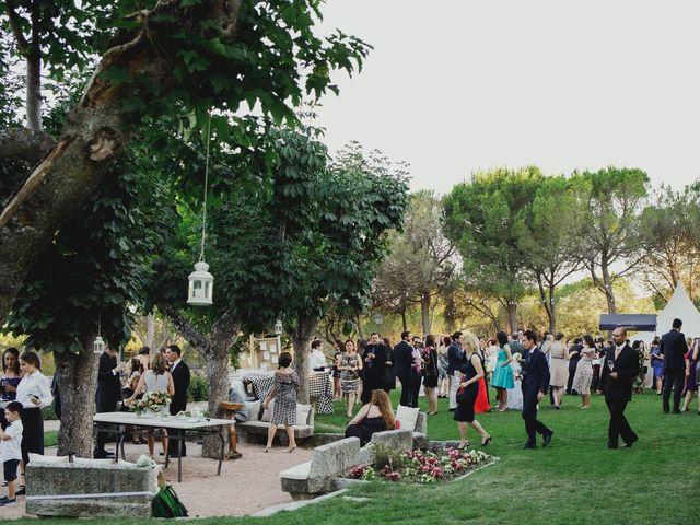 La boda de Fabio y Natacha en Galapagar, Madrid 144
