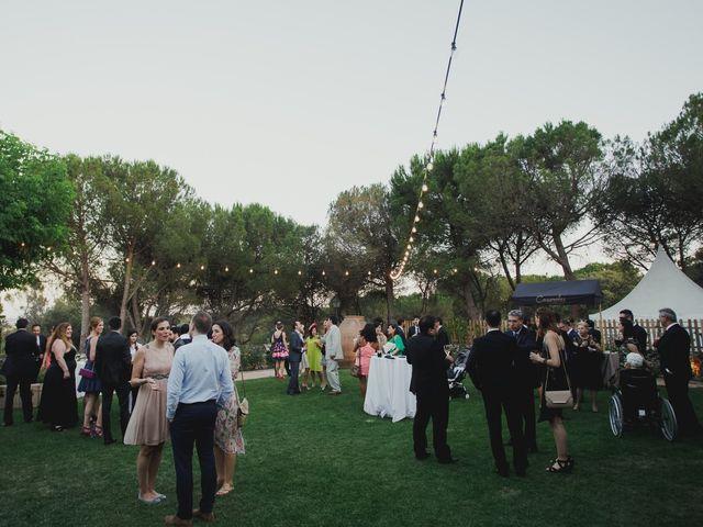 La boda de Fabio y Natacha en Galapagar, Madrid 146