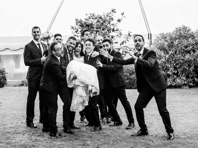 La boda de Rubén y Raquel en Sant Pere De Ribes, Barcelona 22