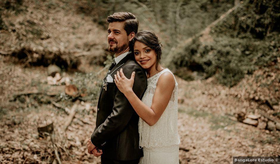 La boda de Oscar y Yessica en Bera/vera De Bidasoa, Navarra