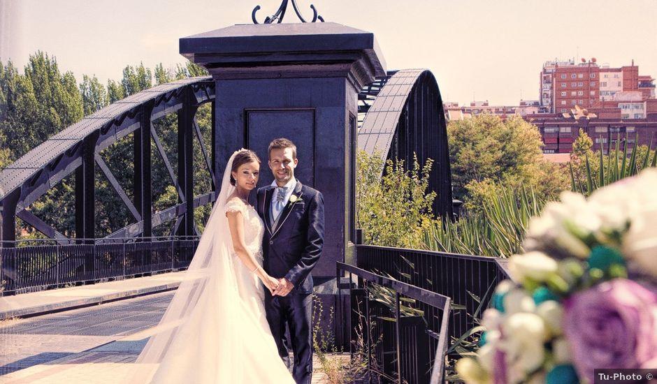 La boda de Luis y Miriam en Valladolid, Valladolid