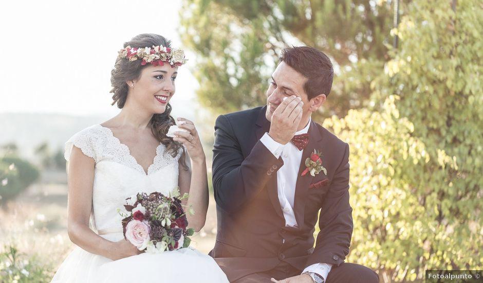 La boda de David y Irene en San Agustin De Guadalix, Madrid