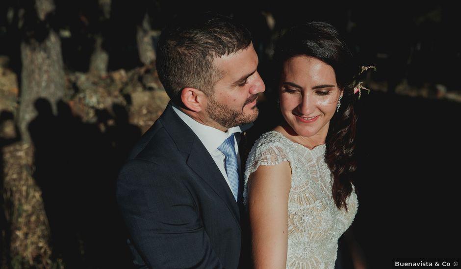 La boda de Fabio y Natacha en Galapagar, Madrid
