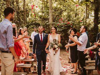 La boda de Felise y Ben