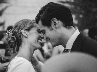La boda de Alexandra y Borja
