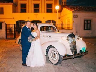 La boda de Marcela y Jose Luis