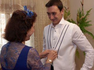 La boda de Alenjandra y Tomás 3