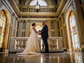 La boda de Cristina & Antonio y Antonio 1