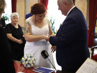 La boda de Cristina & Antonio y Antonio 2