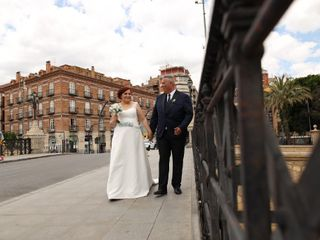 La boda de Cristina & Antonio y Antonio 3