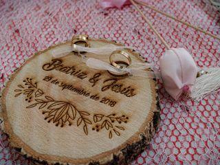 La boda de Beatriz y Jesús 1