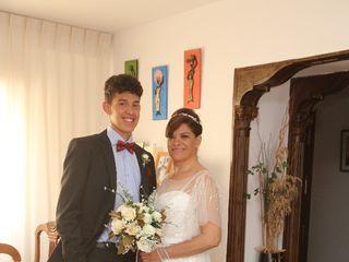 La boda de Edilma  y Gerardo  2