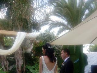 La boda de Cristina y Juando 1