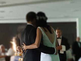 La boda de Cristina y Juando 2
