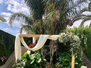La boda de Cristina y Juando 3