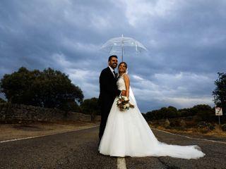 La boda de Kike y Sara