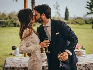 La boda de Berta y Jonhy