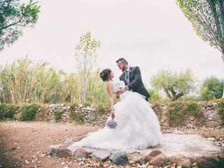 La boda de Nacho y Gemma