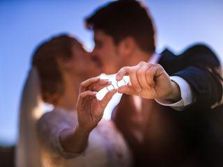 La boda de Rebecca y Marcos