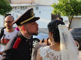 La boda de Leticia y Pablo 1