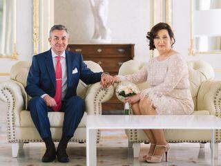 La boda de Paco y Susana