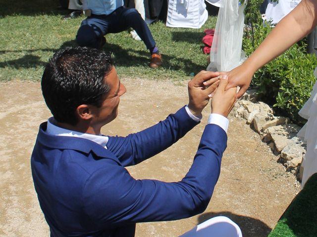 La boda de Alberto y Mª Jesús en San Fernando, Cádiz 11