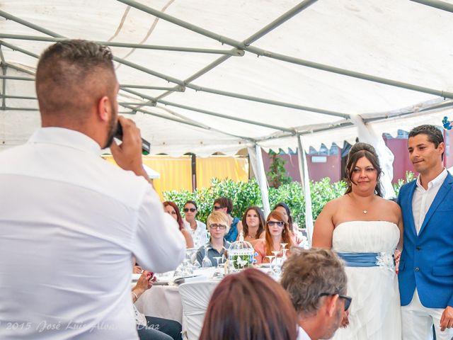 La boda de Alberto y Mª Jesús en San Fernando, Cádiz 12