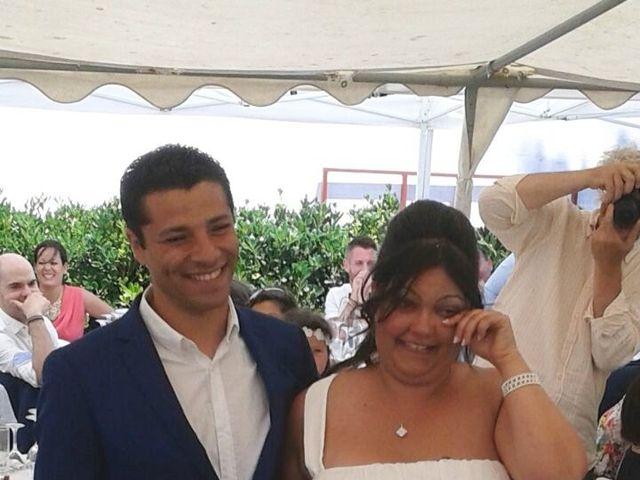 La boda de Alberto y Mª Jesús en San Fernando, Cádiz 13