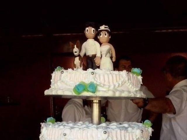La boda de Alberto y Mª Jesús en San Fernando, Cádiz 20