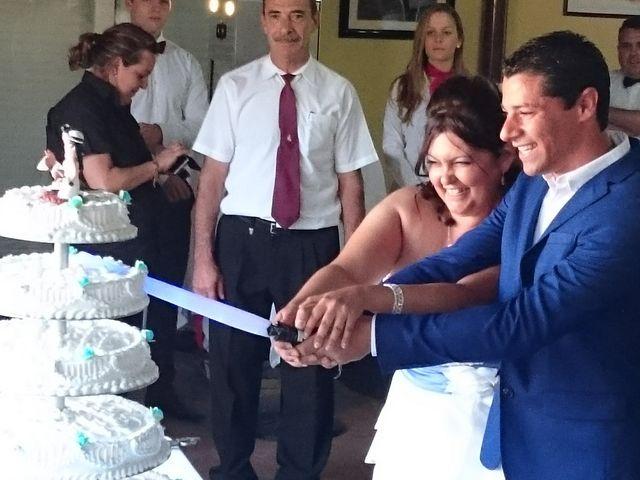La boda de Alberto y Mª Jesús en San Fernando, Cádiz 21