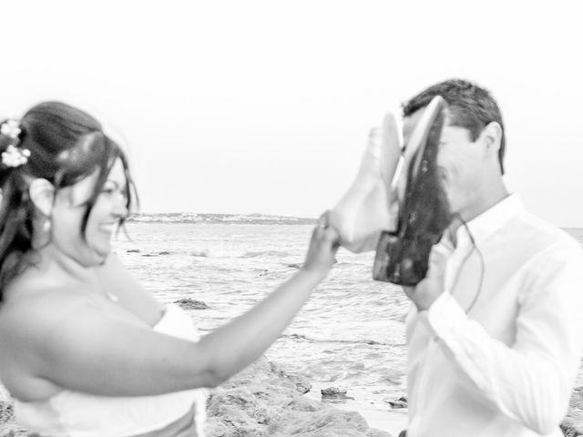 La boda de Alberto y Mª Jesús en San Fernando, Cádiz 25