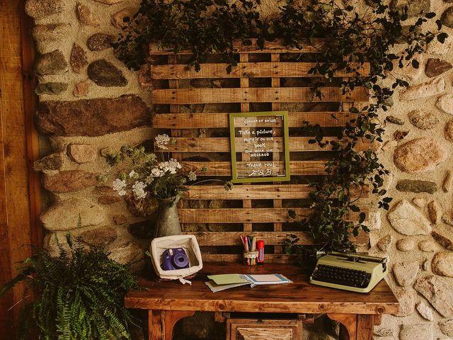 La boda de Ben y Felise en Arbucies, Girona 4