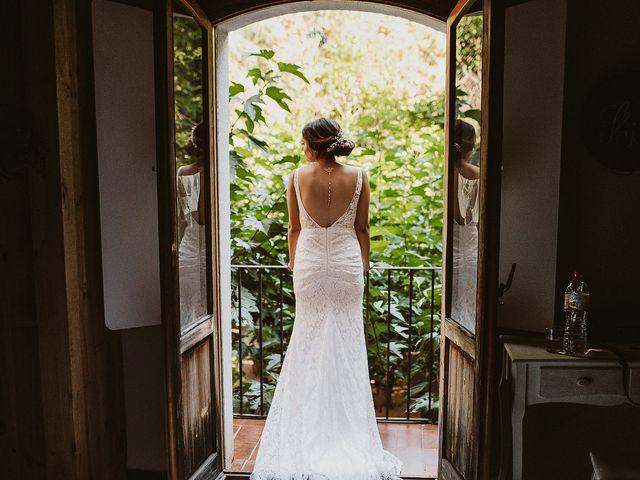 La boda de Ben y Felise en Arbucies, Girona 10