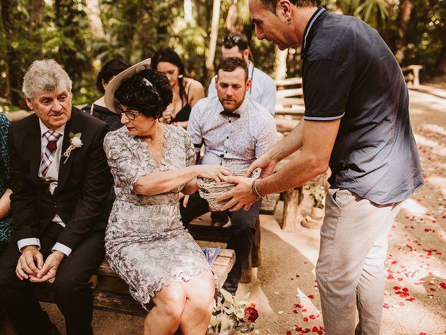 La boda de Ben y Felise en Arbucies, Girona 11