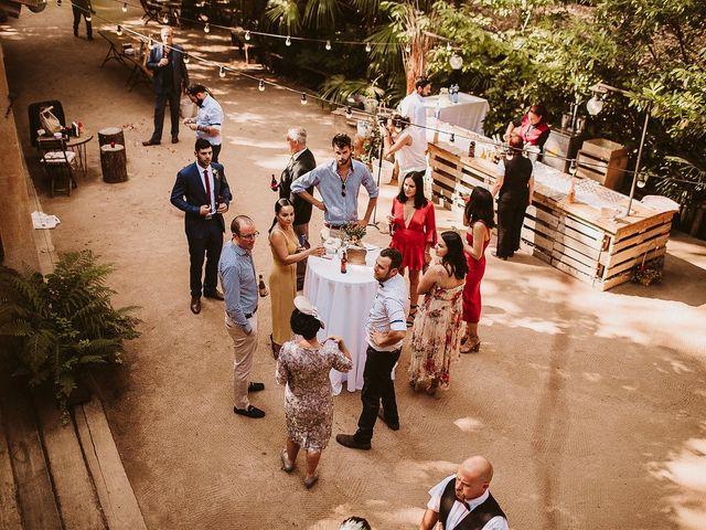 La boda de Ben y Felise en Arbucies, Girona 12