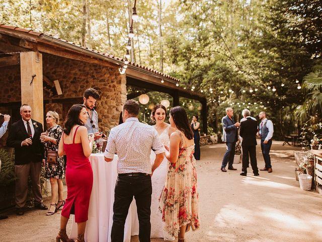 La boda de Ben y Felise en Arbucies, Girona 13