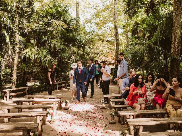 La boda de Ben y Felise en Arbucies, Girona 25