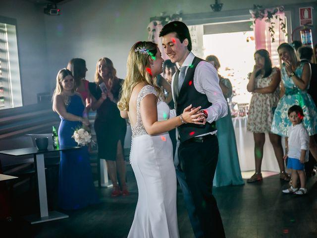 La boda de Jenni y Davíd