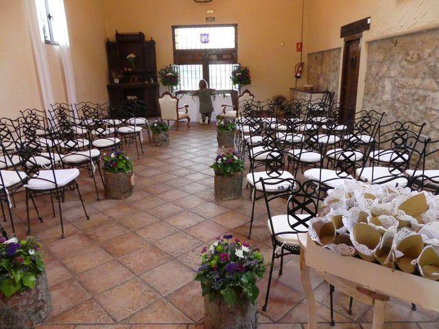La boda de Ángel  y Tamara  en Collado Villalba, Madrid 2