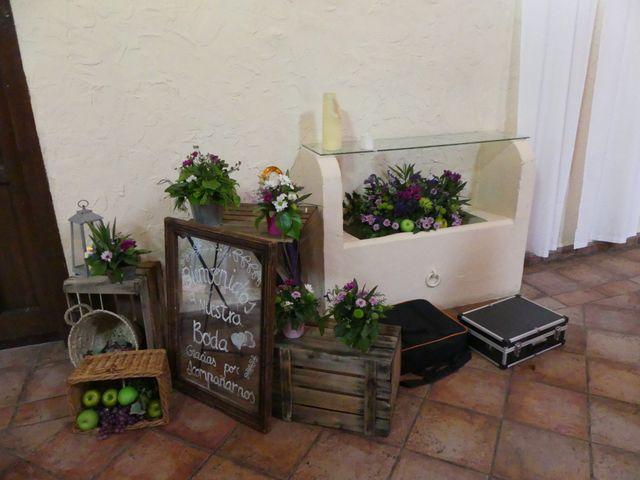 La boda de Ángel  y Tamara  en Collado Villalba, Madrid 4