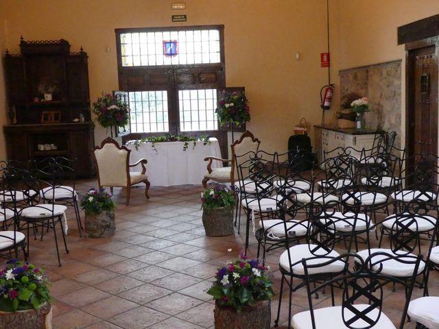 La boda de Ángel  y Tamara  en Collado Villalba, Madrid 6