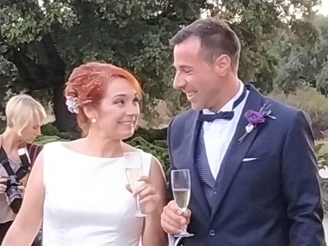 La boda de Ángel  y Tamara  en Collado Villalba, Madrid 9