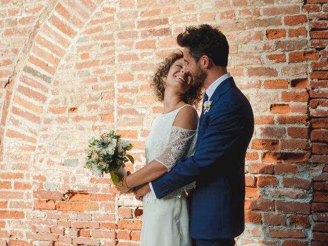 La boda de Giulia y Umberto