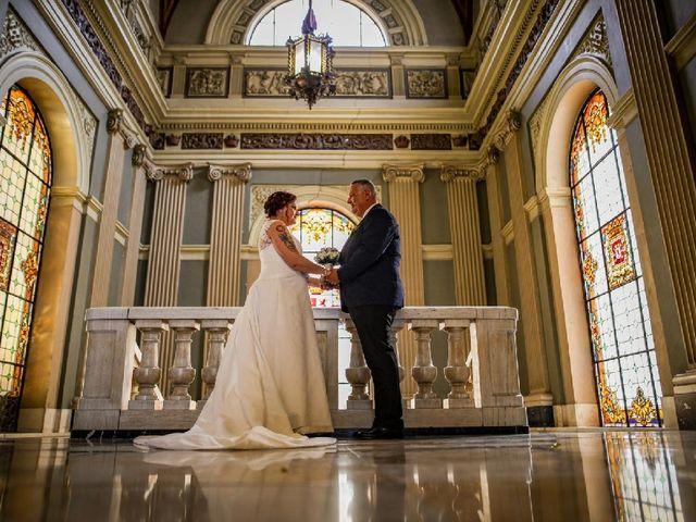 La boda de Cristina & Antonio y Antonio