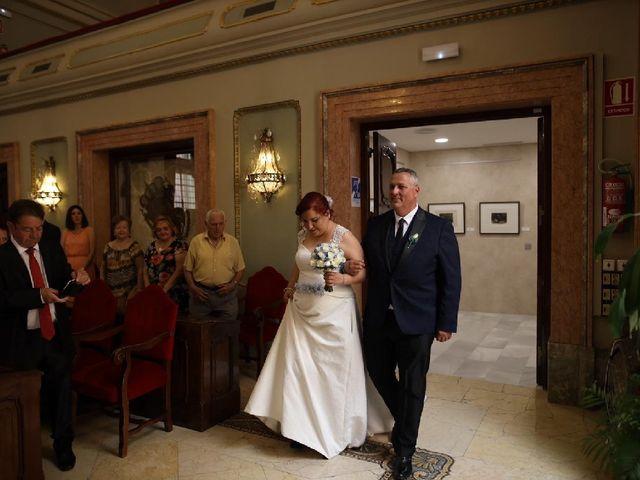 La boda de Antonio y Cristina & Antonio en Murcia, Murcia 2