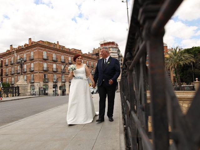 La boda de Antonio y Cristina & Antonio en Murcia, Murcia 3