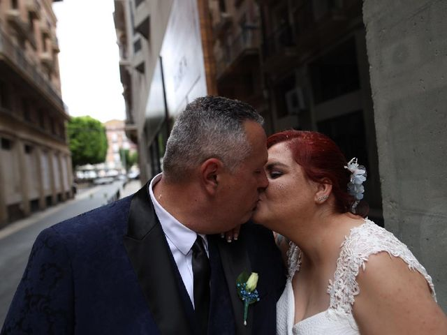La boda de Antonio y Cristina & Antonio en Murcia, Murcia 6