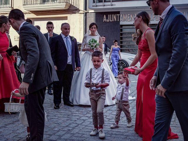 La boda de Jesús y Beatriz en Alfondeguilla, Castellón 16