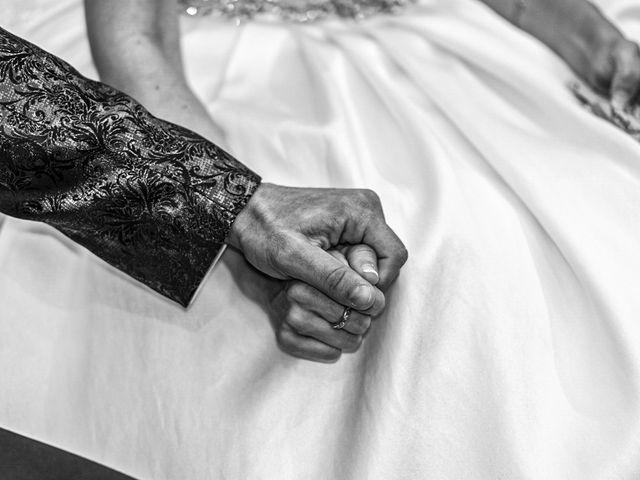 La boda de Jesús y Beatriz en Alfondeguilla, Castellón 21
