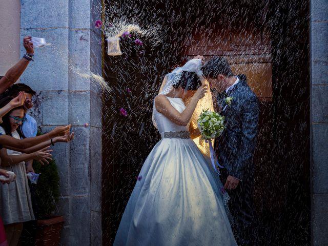 La boda de Jesús y Beatriz en Alfondeguilla, Castellón 22
